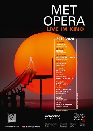Met Opera 2019/20: Turandot (Puccini)