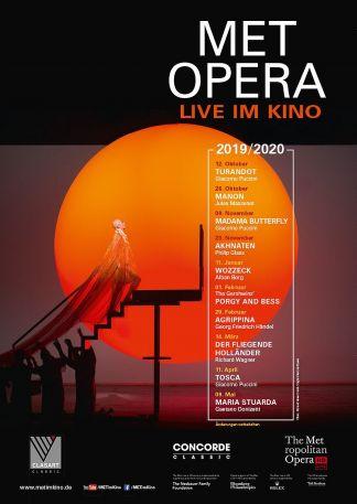 Met Opera 2019/20: Agrippina (Händel)