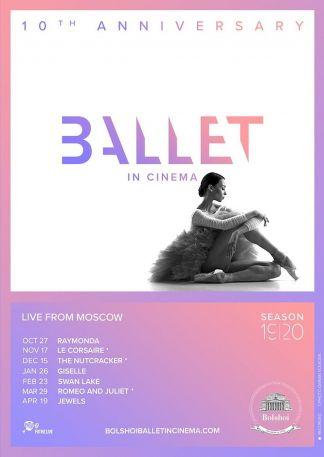 Bolshoi Ballett 2019/20: Jewels