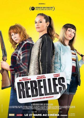 Rebellinnen - Leg dich nicht mit ihnen an!