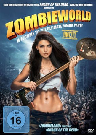 Zombieworld - Welcome to the Ultimate Zombie Party