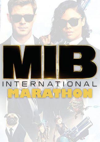 Men in Black Marathon