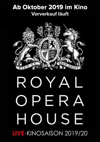 Royal Opera House 2019/20: Ballett-Weltpremiere von Cathy Marston & Liam Scarlett