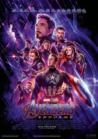 Avengers: Endgame 4D 3D
