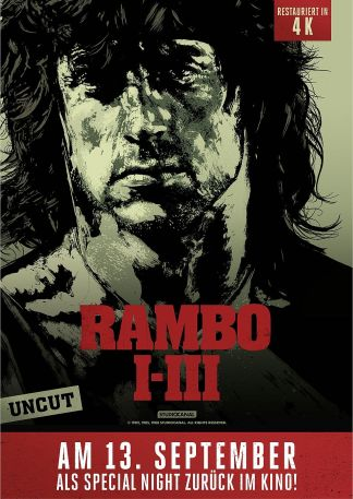 Triple Feature: Rambo 1-3