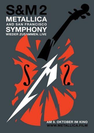 Metallica & San Francisco Symphony Present S&M2: 20th Anniversary Concert 2019