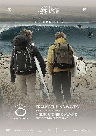 Cine Mar: TRANSCENDING WAVES