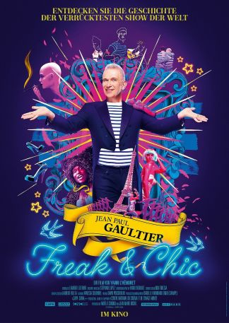Jean-Paul Gaultier: Freak & Chic