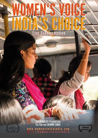 Women's Voice - India's Choice