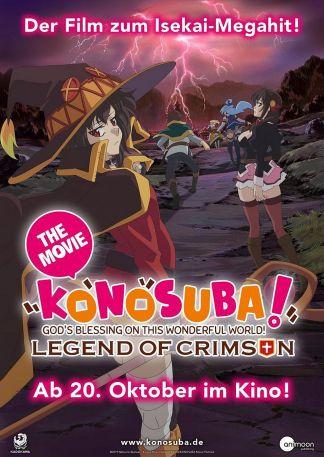 KonoSuba: Legend of Crimson