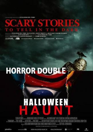 Horror Double: Halloween Haunt und Scary Stories to Tell in the Dark