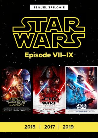 Star Wars Episode VII-IX 3D