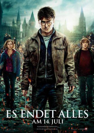 Harry Potter und die Heiligtümer des Todes Teil 2 4DX 2D
