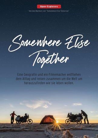 Somewhere else together