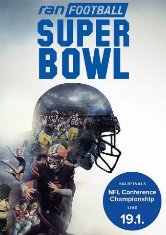 NFL Conference Championship Spiele - Die Halbfinals