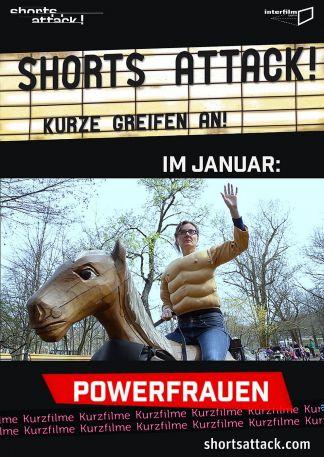 Shorts Attack 2020: Powerfrauen