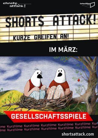 Shorts Attack 2020: Gesellschaftsspiele