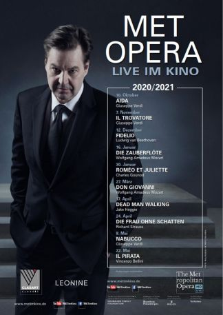 Met Opera 2020/21: Don Giovanni (Wolfgang Amadeus Mozart)