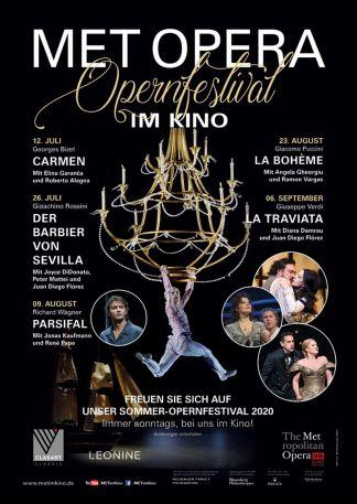 Met Opera: Puccini La Bohème