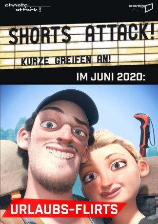 Shorts Attack 2020: Urlaubs-Flirts