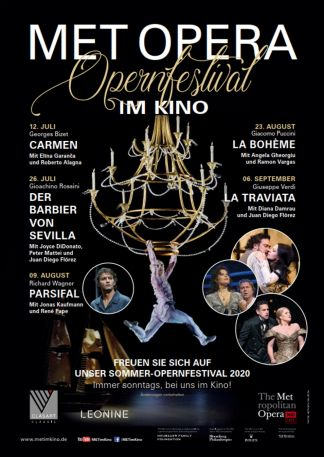 Met Opera 2020/21: La Traviata (Giuseppe Verdi)