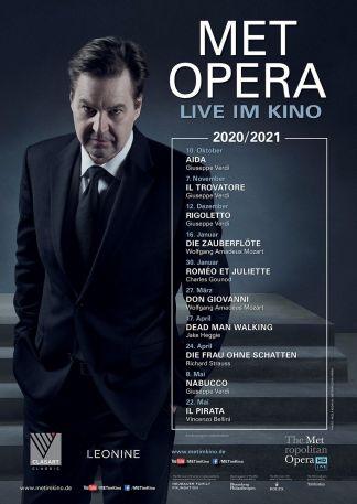 Met Opera 2020/21: Giuseppe Verdi Rigoletto (2013)