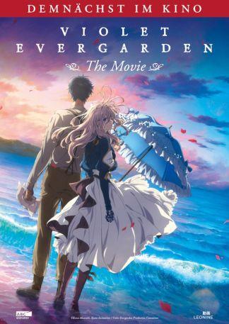 Anime Night 2020: Violet Evergarden: The Movie