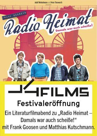 LITFILMS Festivaleröffnung: Mattek und Fränge zeigen einen Film