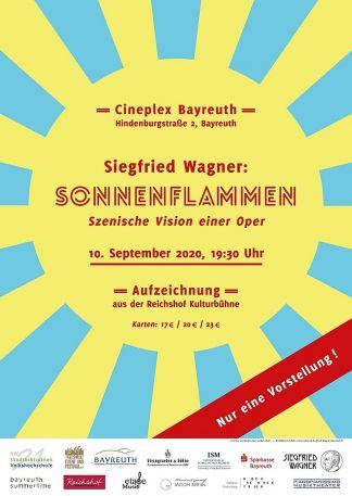 Siegfried Wagner: SONNENFLAMMEN (op. 8, 1912)