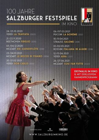 Salzburg im Kino 20/21: Puccini - La Bohème (2012)