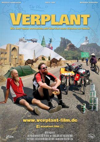 Verplant - Wie zwei Typen versuchen, mit dem Rad nach Vietnam zu fahren