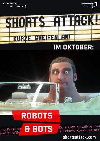 Shorts Attack 2020: Robots & Bots