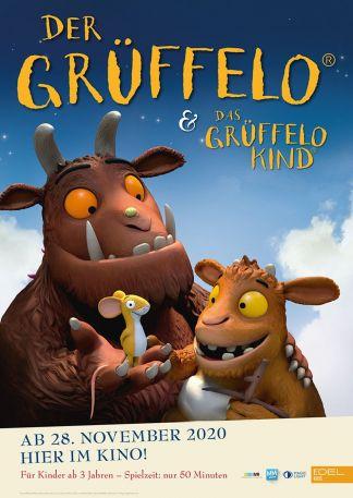 Das Grüffelo-Doppel: Der Grüffelo und Das Grüffelokind