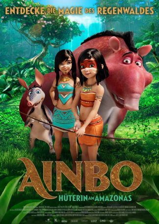 Ainbo - Hüterin am Amazonas
