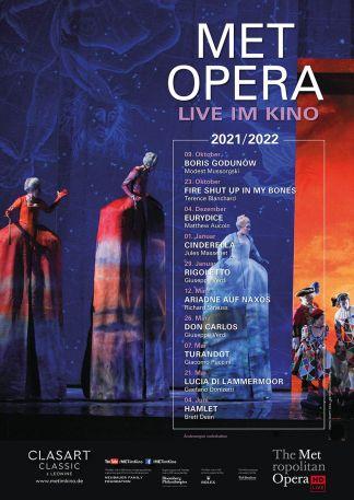 Met Opera 2021/22: Giacomo Puccini TURANDOT