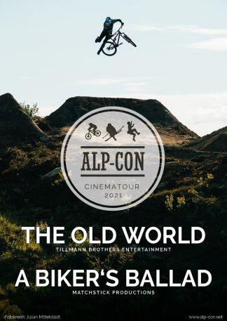 Alp-Con CinemaTour 2021: BIKE