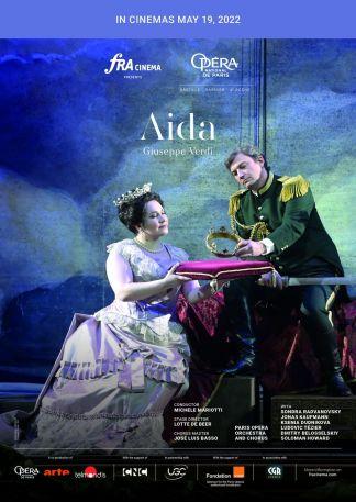 Opéra national de Paris 2021/22: Aida (Aufz)