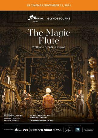 Opéra national de Paris 2021/22: Die Zauberflöte (Aufz)