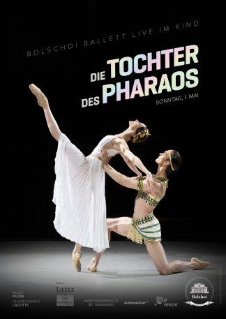 Bolschoi Ballett 2021/22 Live: Die Tochter des Pharaos