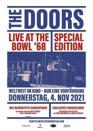 The Doors: Live at the Bowl '68 Sonderausgabe