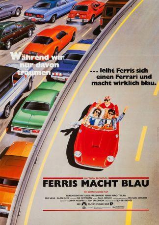 Ferris macht blau