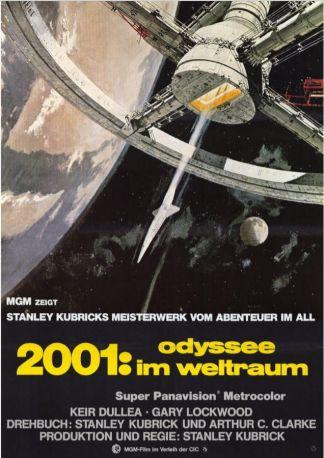 2001 - Odyssee im Weltraum (Restaurierte Fassung)