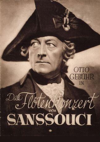 Das Flötenkonzert von Sanssouci