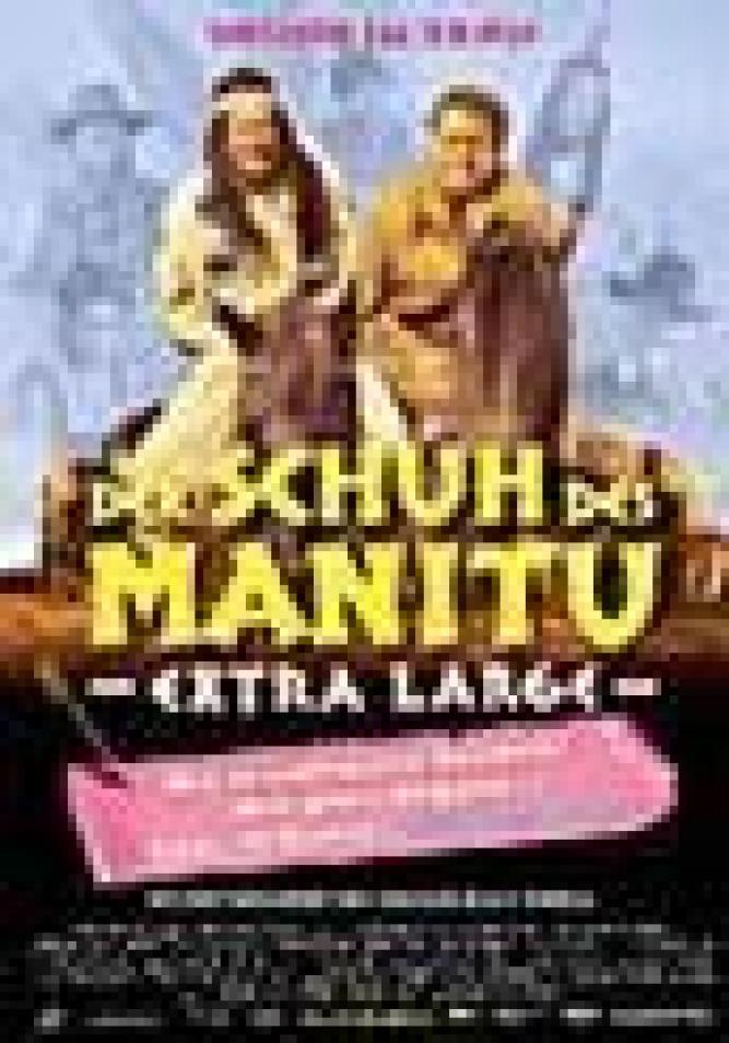 Der Schuh des Manitu - Extra Large
