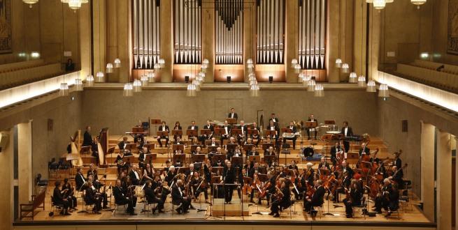 Akademisches Sinfonieorchester München (Foto: Rank)