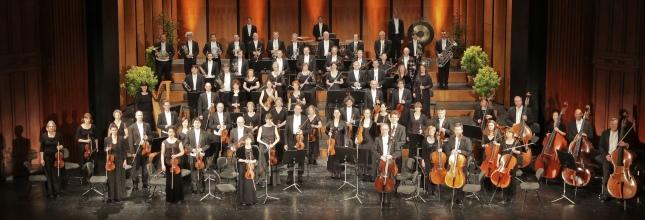 Anhaltische Philharmonie (Foto: Claudia Heysel)