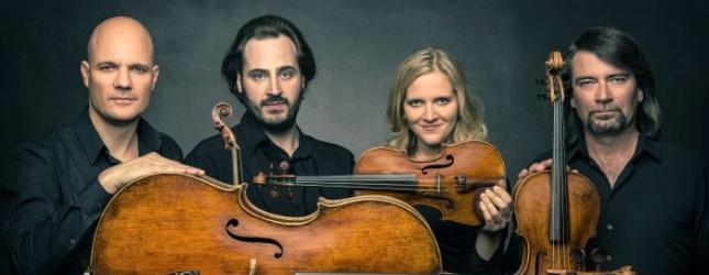 Artemis Quartett, Foto: MolinaVisuals