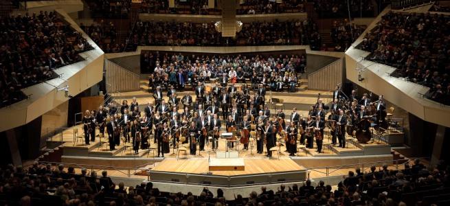 Deutsche Symphonie-Orchester Berlin, Foto: Kai Bienert