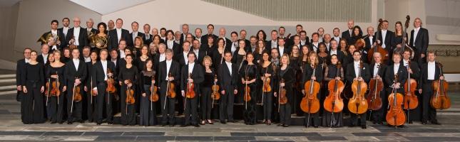 Deutsche Symphonie-Orchester Berlin, Foto: Frank Eidel