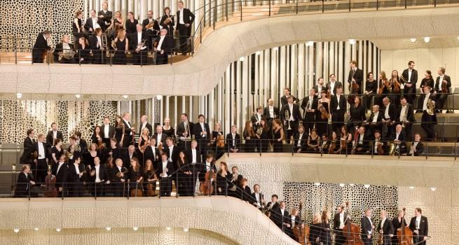 NDR Elbphilharmonie Orchester (Foto: Michael Zapf)